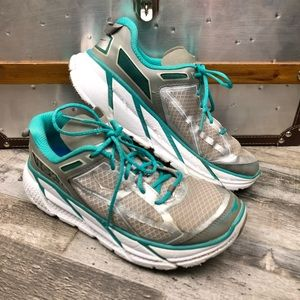 Hoka One One W Clifton Running Shoes Sneakers